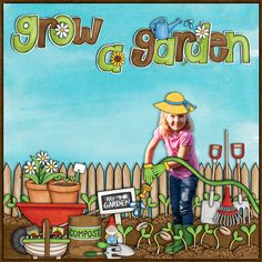 Grow A Garden digita