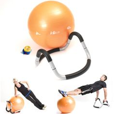 Gifts Under $100 - Halo Trainer with Stability Ball & Pump