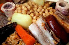 Garbanzos de Arévalo, uno de los 'tesoros' del Mejor Cocido de España
