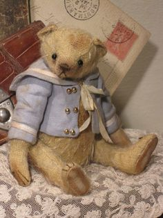 Teddies 2013 Preview - The Old Post Office Bears