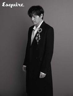 Male Fashion Trends: Jang Dong-Gun para Esquire Korea por Hong Janghyun