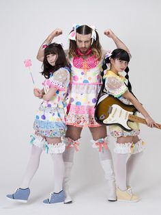 LADYBABY, entertainment unit