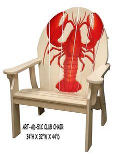 Lobster chair    #JoesCrabShack