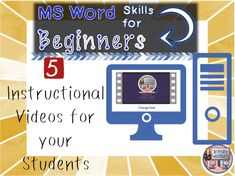 Word Skills, Microsoft Word, Teacher Pay Teachers, Brittany, Spelling, Curriculum, Classroom, Technology, Words