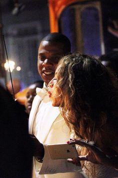 Beyoncè, Jay Z & Blue @ Solange's wedding in New Orleans Nov 16, 2014