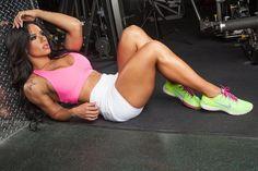 Confira fotos da musa fitness Sue Lasmar - BOL Fotos - BOL Fotos