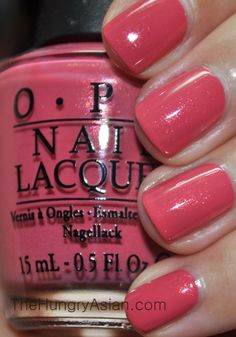 OPI  My Address Is Hollywood | #EssentialBeautySwatches | BeautyBay.com