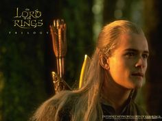 Legolas is the man!