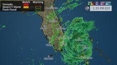 Latest Radar, Warnings