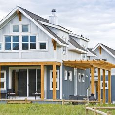 Corrugated Metal Siding Design Ideas, Pictures, Remodel, and Decor