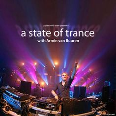 Nowadays most of Electronic Music Dance Posters, Covers are toned with purple / blueish / pink colors. To help show energy, and uniqueness in the sound. Trance Nation, Techno, Armada Music, A State Of Trance, Trance Music, Best Dj, Armin Van Buuren, Partying Hard, Music Games