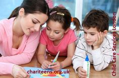 Child Care Services in London   #Child #care #services #London represent the #supervision of a #child or #children, usually from age six weeks to age thirteen. Child care is the action or skill of looking after #children by a #day-care #center, #babysitter, or other providers.  Child care providers are our children's first #teachers, and therefore #play an integral role in our systems of early #childhood #education.  http://goo.gl/TWUueT
