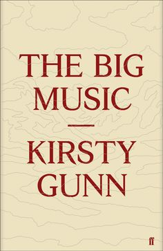 Kirsty Gunn isn't 'in' New Zealand most of the time, but her books sure are. Remember the Christine Jeffs film 'Rain'? That was based on Kirsty Gunn's novel. And this new one is a finalist in the NZ Post Book Awards. Review: http://metroarts.co.nz/review/nz-post-book-awards-the-big-music/