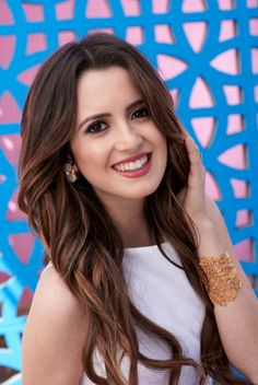 Laura Marano is so pretty, but no hate to anyone, everyone is beautiful in a unique way:)