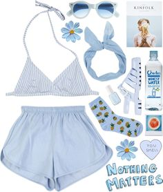 """""""DAY WEAR - YOU SMELL"""" by pretty-basic on Polyvore"""