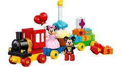 LEGO® DUPLO® - Mickey & Minnie Birthday Parade LEGO® DUPLO 10597 Mickey & Minnie Birthday Parade