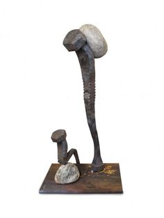 Sculpture by Blacksmith Tobbe Malm