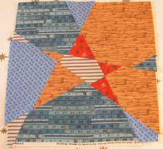 stone house quilter: stack and slash stars tutorial Star Quilts, Quilt Blocks, Quilt Tutorials, Pattern Blocks, Quilting Projects, Applique, Hero, Stone, Rugs