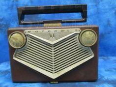 Motorola Portable AM Radio