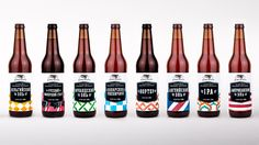 Aircraft Craft Beer on Packaging of the World - Creative Package Design Gallery