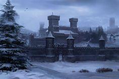 Winterfell LinoDrieghe http://de.eisundfeuer.wikia.com/wiki/Winterfell?file=Winterfell_LinoDrieghe.JPG
