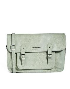 Image 1 of French Connection Snake Satchel