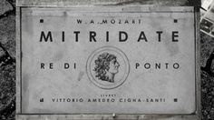 Opening Titles for Mozart's Mitridate, Re di Ponto, directed for TV by Olivier Simonnet. Collage and animation by Rafa Simón.