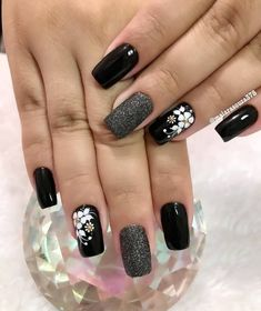 Cute Nail Art, Cute Nails, Manicure, All The Colors, Nail Designs, Beauty, Natural, Instagram, Glow Nails