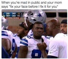 When she put you in your place.   18 Ways Your Mom Tortured You And Called It Love