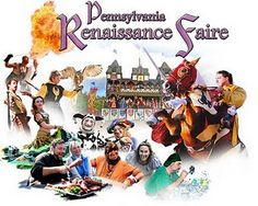 PA Renaissance Faire - reminds me of my brothers <3