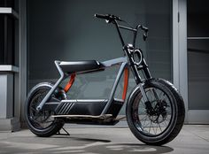 Harley Davidson new 2019. Electric Scrambler and Light Electric Motorcycle concept