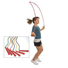 SS Worldwide Spectrum Jump Ropes set of 69 FT >>> You can get more details by clicking on the image.