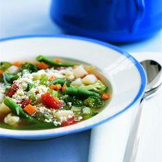 Vegetable Soup Recipe | MyRecipes