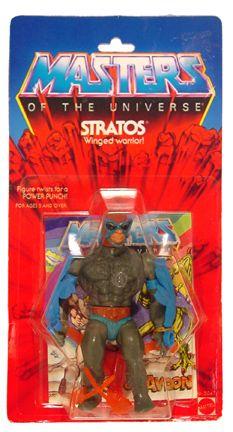 Les Maitres de L'univers - Stratos