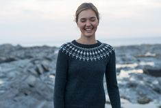 Ravelry: Lighthouse Pullover by Carrie Bostick Hoge