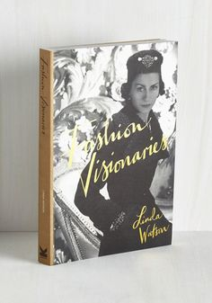 Fashion Visionaries | Mod Retro Vintage Books | ModCloth.com
