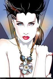 Afbeeldingsresultaat voor patrick nagel - New Ideas Patrick Nagel, Pinup Art, Nagel Tattoo, Cyberpunk, Nagel Art, Poster Print, Tribute, Airbrush Art, Arte Pop