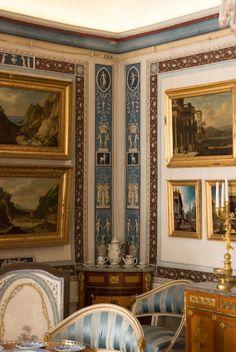 https://flic.kr/p/xB1KRP | Swedish 18th Century Interior, Julita Manor (swedish…