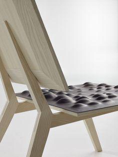 Saddler Chair Design by Pudelskern Space Agency