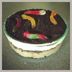 [Recipe Share] Dirt Pudding
