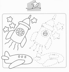 E-mail - Judith Van Goethem - Outlook Preschool Writing, Preschool Art, Kindergarten Activities, Space Party, Space Theme, Colouring Pics, Coloring Pages, School Wide Themes, Space Solar System