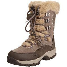 St Moritz 200 Women's Waterproof Walking Boots *** Want to know more, click on the image. (This is an affiliate link) #Outdoor