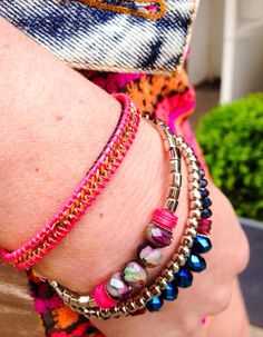 Bracelets available from €16,99 (All plated silver or gold)