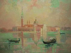 Maud Gérard: Vue de Venise
