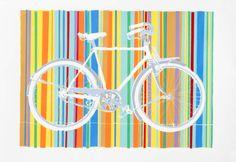 Bicycle Art - Bing Images