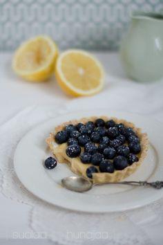 Katse palloon - sitruunatartaletit - Suolaa & hunajaa | Divaaniblogit