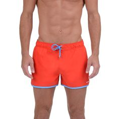 ZJING Mens Texture Stripe Gray Printed Retro Beach Swim Trunk Summer Holiday