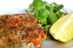 Gluten and Dairy Free Tomatokeftedes (Greek Tomato Fritters)