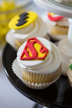 Real Party - Justice League Superheroes - Party Pieces Blog & Inspiration