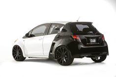 2015 Toyota Yaris DUB Edition – 2015 SEMA Auto Show